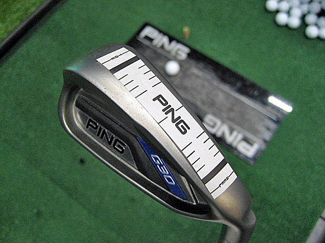 PING FITTING SOLE BEFORE