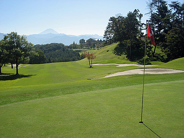 KASUGAI GC NO1 BACK