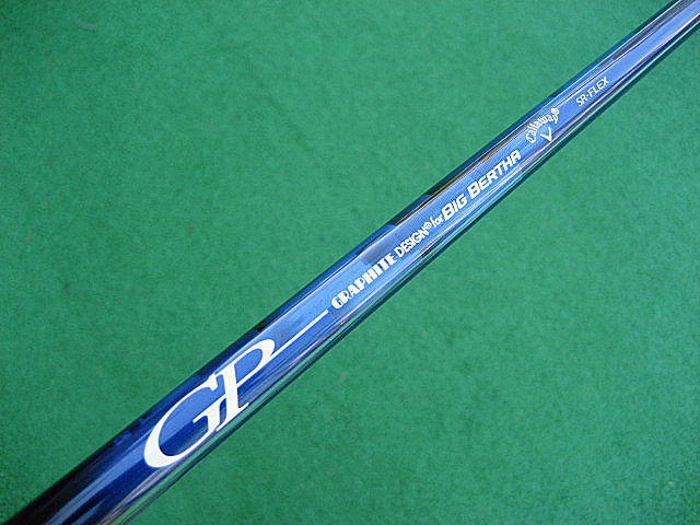 CAL BIG BERTHA BETA DR SHAFT