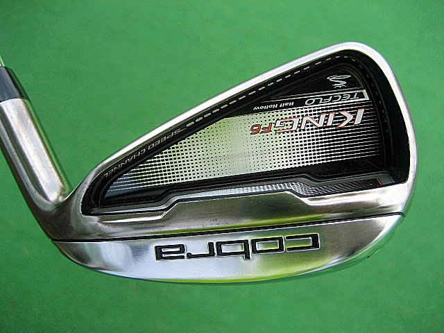 CPG F6 IRON BACK