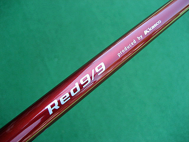 KASCO RED9 SHAFT