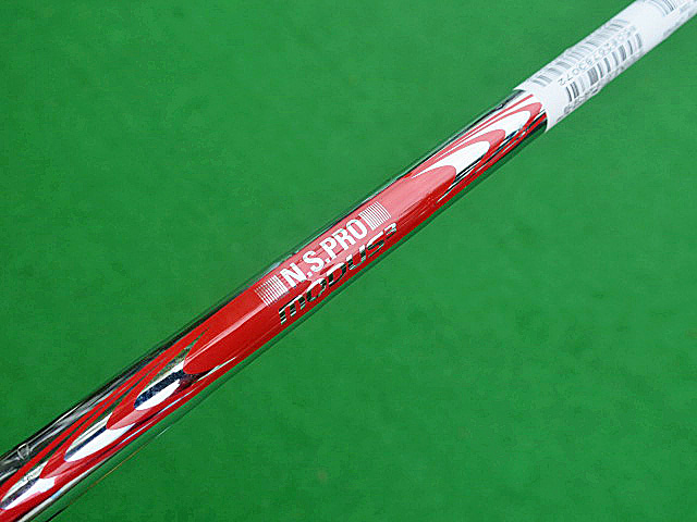 HONMA TW737Vs IRON SHAFT